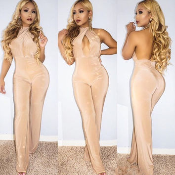 Harmless Jumpsuit  Stone