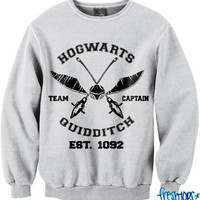 Hogwarts Crew Neck | fresh-tops.com
