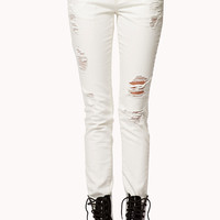 Favorite Destroyed Skinny Jeans