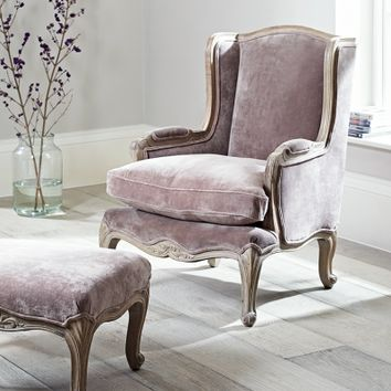 NEW Loire Occasional Chair - Bed & Bath - Indoor Living