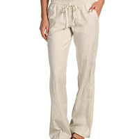 Roxy Ocean Side Cotton Pant