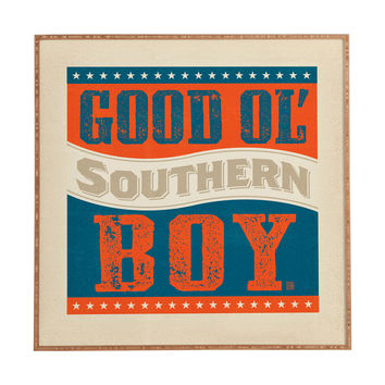 Anderson Design Group Good Ol Boy Framed Wall Art