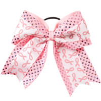 Cheer for a Cure Bow