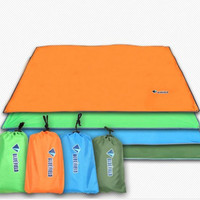 Outdoor Camping BBQ Moisture-proof Tent Mat Multinational Sunshade Picnic Blanket Cushion Pad 180*220CM