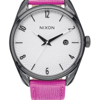 Bullet Leather | Watches | Nixon Watches and Premium Accessories