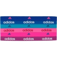 adidas Women's Sidespin Solid Headbands - 6 Pack | DICK'S Sporting Goods