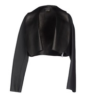 Fendi Leather Outerwear