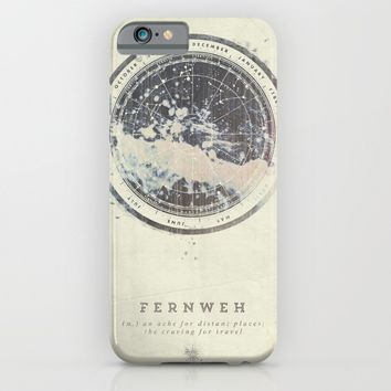 Fernweh Vol 6 iPhone & iPod Case by HappyMelvin | Society6