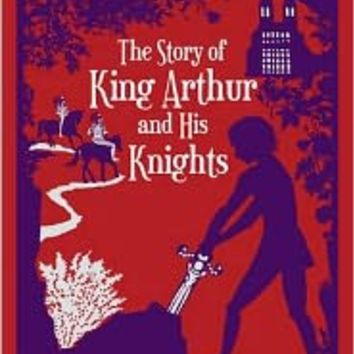 The Story of King Arthur and His Knights (Barnes & Noble Leatherbound Classics), Barnes & Noble Leatherbound Classics Series, Howard Pyle, (9781435142060). Hardcover - Barnes & Noble