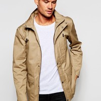 Selected Homme Parka at asos.com