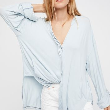 Free People Soho Shirt