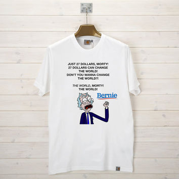 rick bernie sander T-Shirt Men, Women and Youth size S-2XL