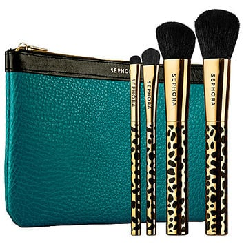 SEPHORA COLLECTION Gold Den Brush Set