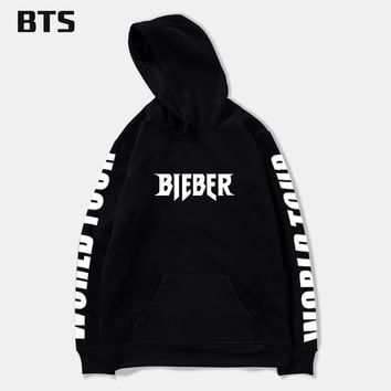 KPOP BTS Bangtan Boys Army  mens hoodies and sweatshirts hip hop Justin bieber clothes cool and fashion style hoodie harajuku sweatshirt plus size 4XL AT_89_10