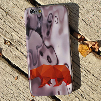 Bear iPhone 6/6 Plus /5/4s Case Samsung Galaxy S4/S5/S6 case Galaxy S4/S5 mini Note3/Note4 case Galaxy S6 Edge case LG G3/LG G4 case