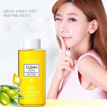 ESBON Make Up Remover Deep Cleansing Oil Face Cleansing Makeup Removing Oil for Eye and Lip Face Care Cleanser Gentle Zero Stimulation