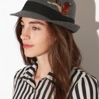 UrbanOutfitters.com > BDG Flannel Fedora