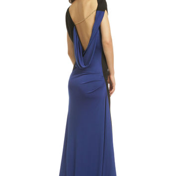 BCBGMAXAZRIA That Kind Of Connection Gown