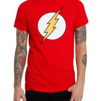 DC Comics The Flash Logo T-Shirt