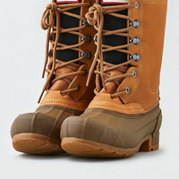 Hunter Duck Boot , Tan