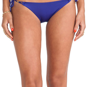 vitamin A Gwenyth Tieside Bottom in Blue