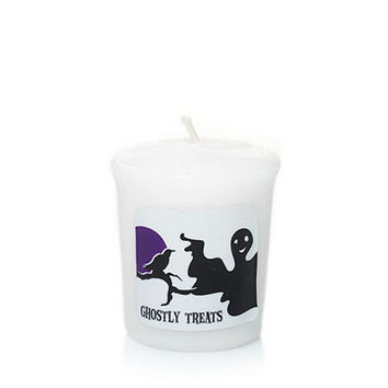 Ghostly Treats™ Scented Candle : Sampler Votive Candles : Yankee Candle