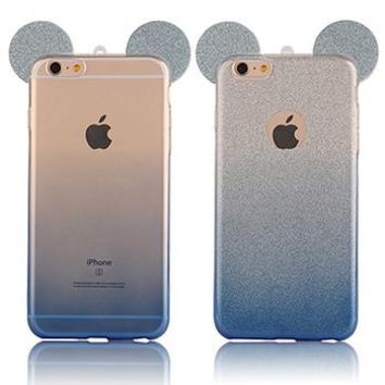 Mouse Ears Case for iPhone 6