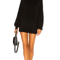 Free People Softly Structured Tunic in Black | REVOLVE