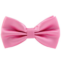2016 NEW Novelty Wedding Party Polyester Bowtie Noeud Papillon Men Women Bow Tie Solid Color Bolo Neckwear Cheap Cravat Hot Sale