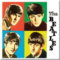 Beatles Magnet