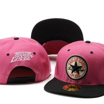 Taylor Gang Or Die Snabapck Cap Snapback Hat - Ready Stock