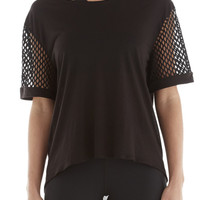 RIZE TOP - BLACK