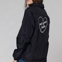 Not Your Babe Jacket - Last one in stock!