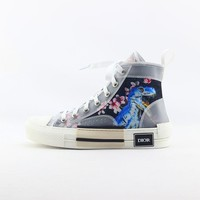 Christian Dior B23 High-Top Dior Sorayama Sneakers