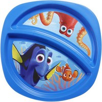 The First Years Disney Finding Dory Sectioned Plate - Walmart.com