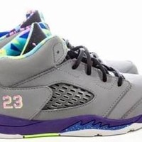 qiyif Toddler Air Jordan 5 Retro Bel Air