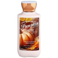 Bath & Body Works MARSHMALLOW PUMPKIN LATTE Body Lotion 8 oz