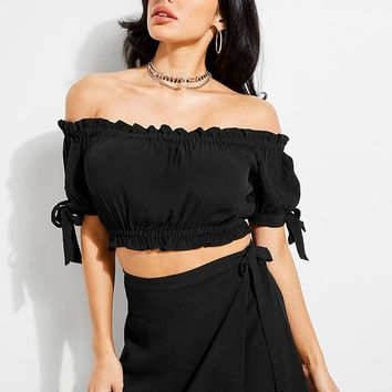 Bree Crop Top at Guess