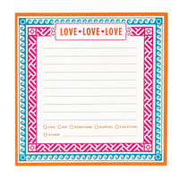 Jonathan Adler Jumbo Sticky Notes | Lifeguard Press
