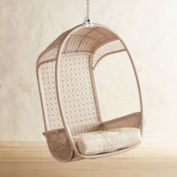 Swingasan® Luna Star Parchment Hanging Chair