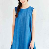 Native Youth Denim Tent Dress - Urban Outfitters