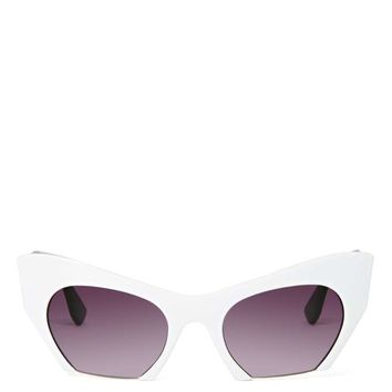 Two Tone Cut-Off Cateyes