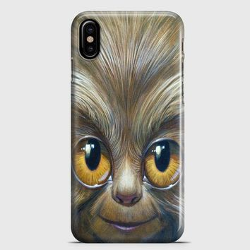 Chewbacca Star Wars iPhone X Case