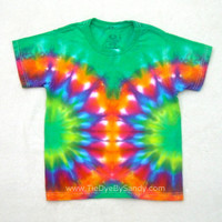 Child Small Tie Dye Shirt