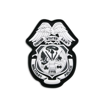 US Army Military Police Badge