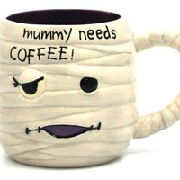 Mummy Needs Coffee - Mummy Mug