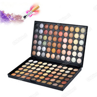 120 New Pro Full Colors Neutral Eye Shadow Eyeshadow Palette Makeup Cosmetics