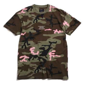 Corps Surplus T-Shirt Meadowland Camo