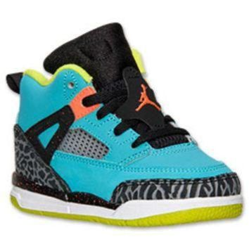 Boys' Toddler Jordan Spizike Basketball Shoes