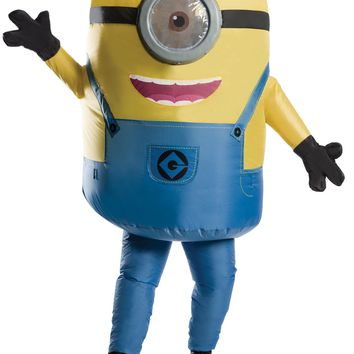 Minion Stuart Inflatable Adult Costume for Halloween